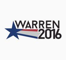 Elizabeth Warren 2016 by Boogiemonst