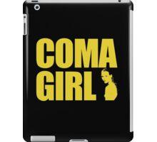 Coma Girl iPad Case/Skin
