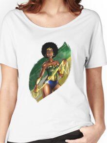 Brazil Wonder Women's Relaxed Fit T-Shirt