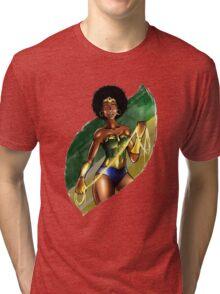 Brazil Wonder Tri-blend T-Shirt