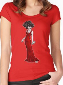 It's All About The Dress Women's Fitted Scoop T-Shirt