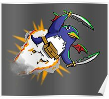 Prinny Explosion! Poster
