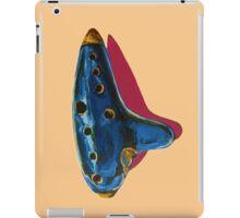 Pop Art-Inspired Ocarina  iPad Case/Skin
