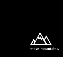 Move Mountains by pithypenny