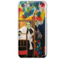 The Sacrament of Penance and Reconciliation. iPhone Case/Skin