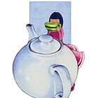 Girl with Tea by Mariana Musa