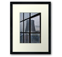 Heavy Industry Framed Print