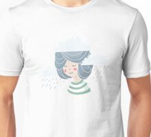 Women's thoughts Unisex T-Shirt