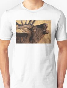 Portrait of a Bugler Unisex T-Shirt
