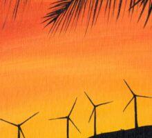 Kealaloloa Windmills Sticker