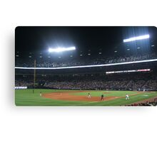 Home of the Braves Canvas Print