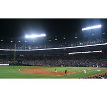 Home of the Braves Photographic Print