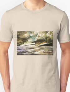 RMS Titanic and HMHS Britannic - all products except duvet T-Shirt