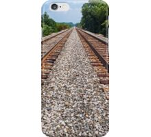 Twin Tracks iPhone Case/Skin