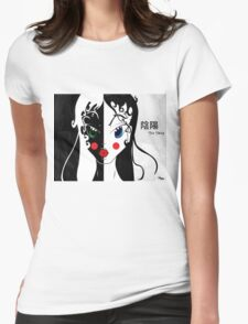 Of Yin and Yang Shirt Womens Fitted T-Shirt