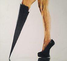 Modesta Heels, by James Patrick by James Patrick