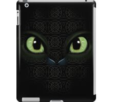 Heart of a chied, soul of a dragon iPad Case/Skin