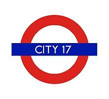 London Underground - City 17 (Half-Life 2) by vstk