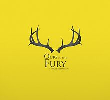 Game of Thrones House Baratheon by JaymzBurton