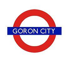 London Underground - Goron City (Zelda) by vstk