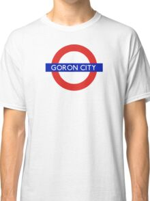 London Underground - Goron City (Zelda) Classic T-Shirt