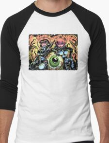 GALACTIC EYE Men's Baseball ¾ T-Shirt