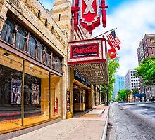 Fabulous Fox on Peachtree Street in Atlanta by Mark Tisdale