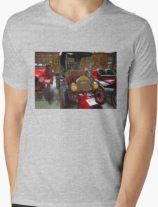 Cruisin' In A 1910 Brush  Mens V-Neck T-Shirt