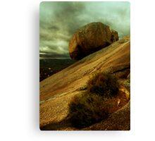 Earth & Sky Canvas Print