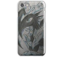 Embodiment of Diamond and Graphite iPhone Case/Skin