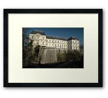 Chateau, Blois, Loire Valley, France, Europe 2012 Framed Print
