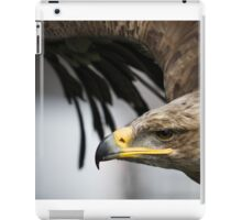 Target Locked - Eagle eye iPad Case/Skin