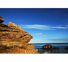 Southern Edge at Point Lonsdale I Photographic Print
