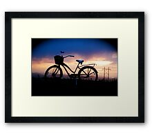 Dream Cycle Framed Print