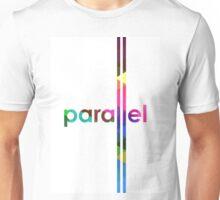 Parallel Lines Never Meet Unisex T-Shirt