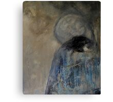 dreaming in tennyson's tower Canvas Print