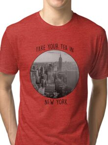 New York! Tri-blend T-Shirt
