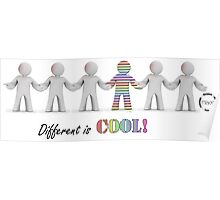 Different is Cool! Poster