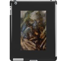 icarus as she unravels iPad Case/Skin