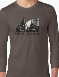 46th St. New York Long Sleeve T-Shirt
