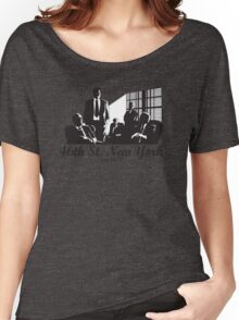 46th St. New York Women's Relaxed Fit T-Shirt