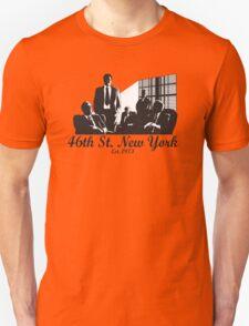 46th St. New York Unisex T-Shirt