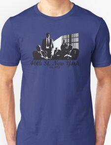46th St. New York (Women's) Unisex T-Shirt