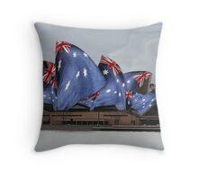 AS AUSTRALIAN AS.............. Throw Pillow