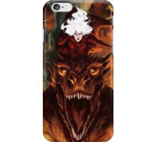 I Will Take What Is Mine  iPhone Case/Skin