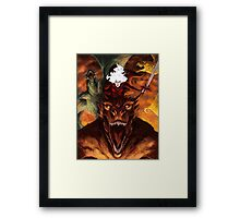 I Will Take What Is Mine  Framed Print