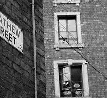 Mathew Street: Liverpool by Mark Kopczewski