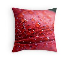 Softly She Whispers Throw Pillow