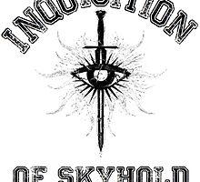 Inquisition Crest Varsity by flumpy