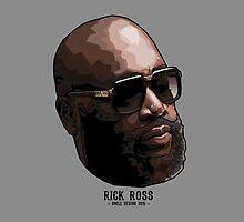 Rick Ross - Smile Design 2015 by fgcsmile